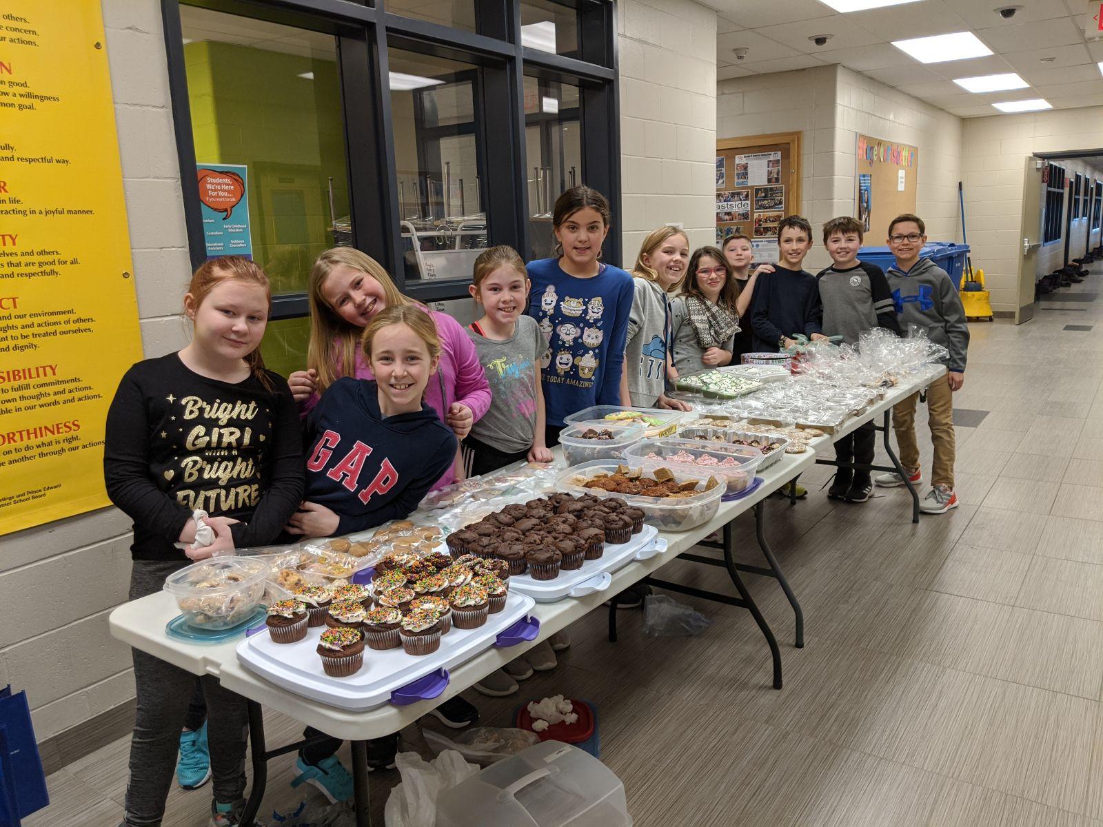 Harmony PS students raise money for Australia