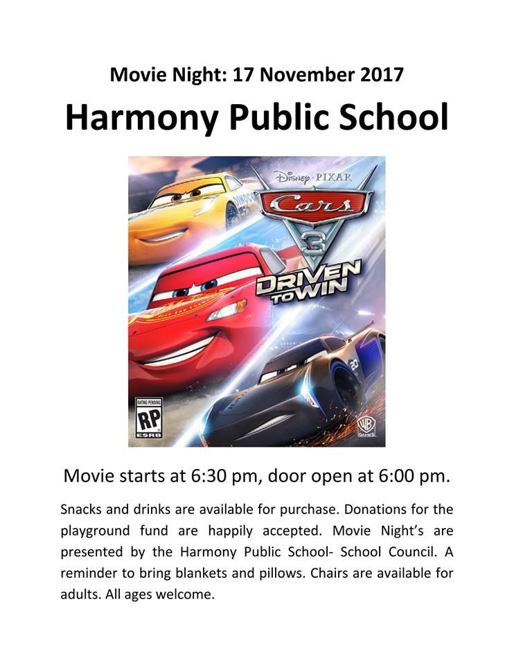 Family Movie Night - Cars 2